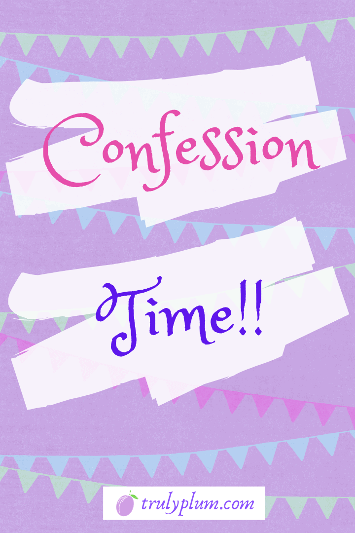 Confession time is my epiphany about everything I'd been doing wrong with my online business in affiliate marketing