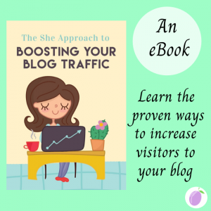 Learn how to boost traffic to your blog with this ebook