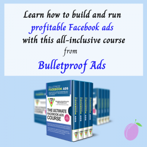 Course from Bulletproof Ads - How to build profitable Facebook ad campaigns