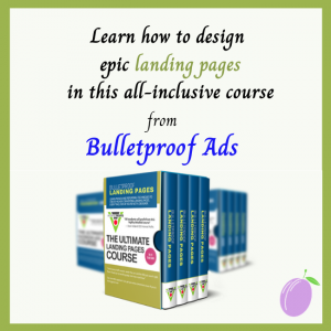 Learn how to design epic landing pages with this course from Bulletproof Ads