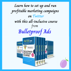Course from Bulletproof Ads - How to market your online business using Twitter
