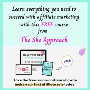 Learn how to succeed with affiliate marketing Free course